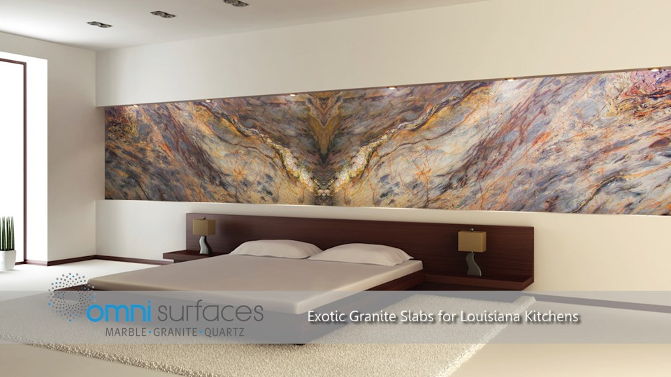 Exotic Granite Slabs for Louisiana Kitchens exoticgraniteslabslouisiana